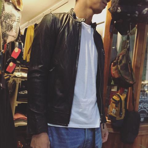JB_single rider jacket
