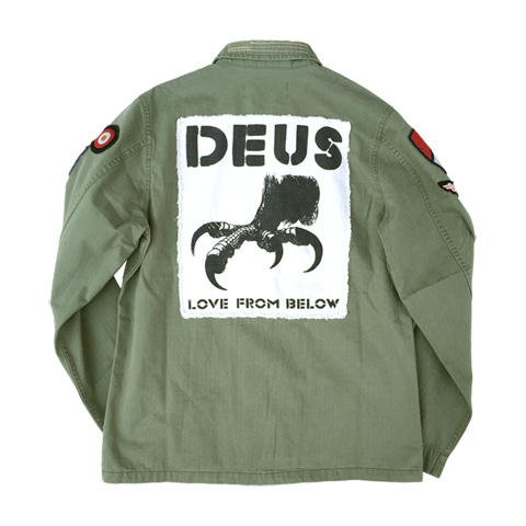 DEUS_DEVERS HBT SHIRT