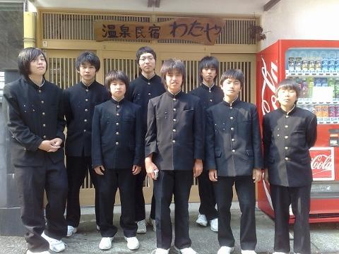 安祥中学修学旅行