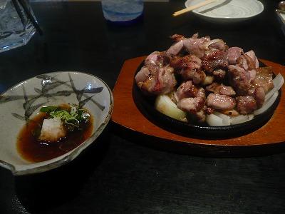 もっこす 宮崎地鶏の炭火焼き