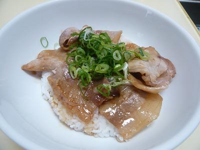 花畑牧場 ホエー豚丼2