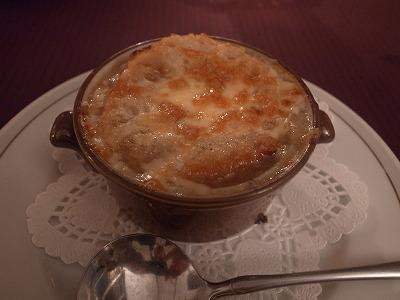 ブランドゥブラン オニオングラタンスープ