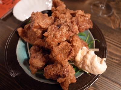パルバルコ 地鶏の唐揚