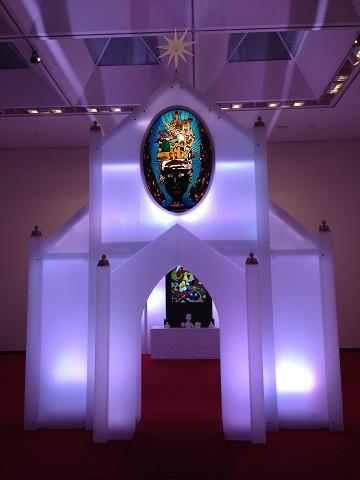 ヤノベケンジ「太陽の結婚式」