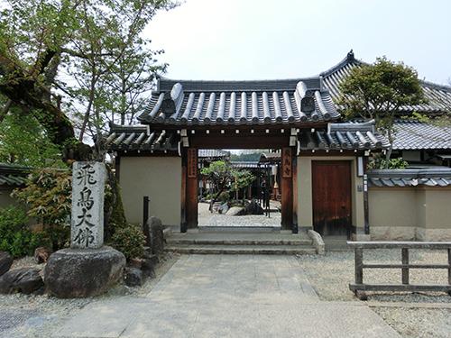 奈良・飛鳥寺01