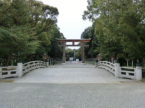 奈良・橿原神宮01