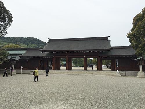 奈良・橿原神宮02