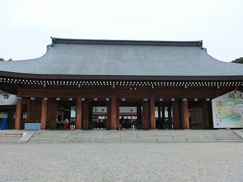 奈良・橿原神宮03