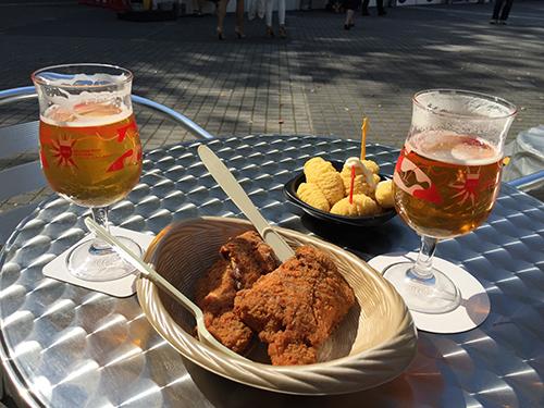 ベルギービール三昧