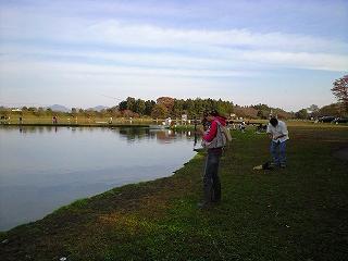 釣り、始め!!!!