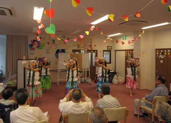 ハワイア〜ンダンス
