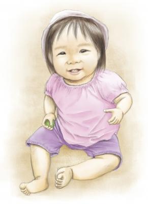 子どもの絵1