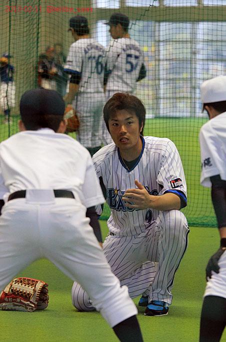 熱心な嶋村先生