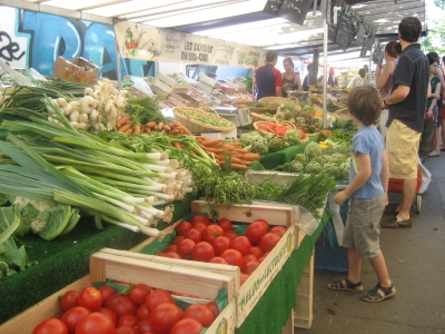 ビオマルシェ野菜1