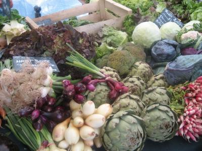 ビオマルシェ野菜2