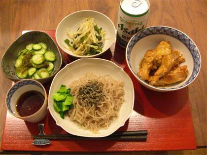 16日夕食