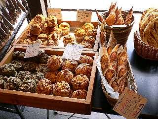 ブノワトンのパン