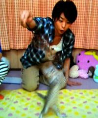 櫻井翔と猫