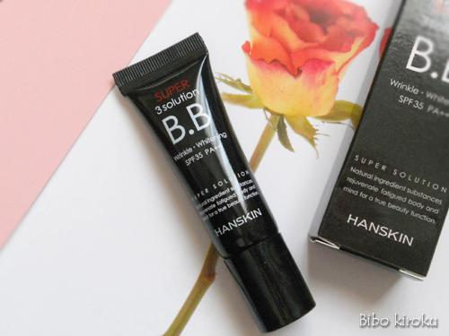 HANSKIN(ハンスキン)スーパー 3 ソリューション B.B