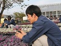 園芸実習:イチゴ・ハボタン他(テクノ・ホルティ園芸専門学校) (9).jpg