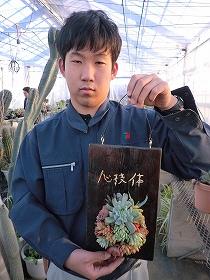 多肉植物のハンギングタブロー(テクノ・ホルティ園芸専門学校) (18).jpg