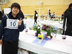 テクノ・ホルティ園芸専門学校(2017.11.25技能五輪) (11).jpg