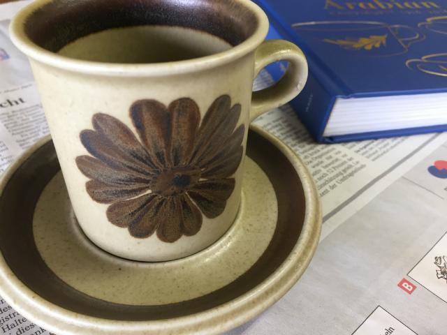アラビア コーヒーカップ ソーサー トゥントゥリ