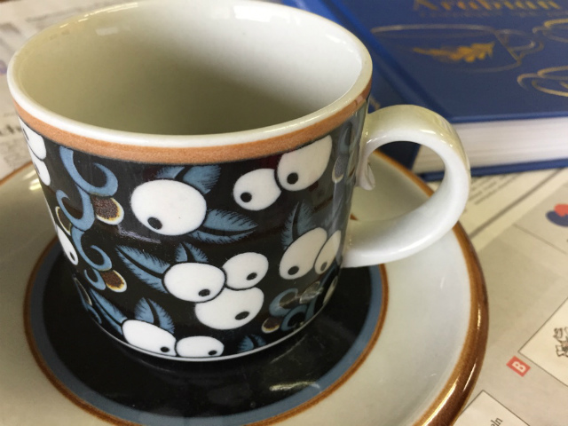 アラビア コーヒーカップ ソーサー タイカ