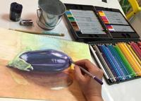 大人水彩色鉛筆