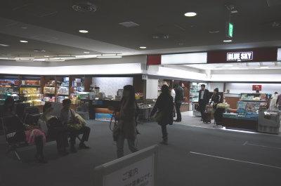 ジェットスター成田空港第二ターミナル画像