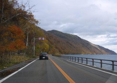 北海道支笏湖画像