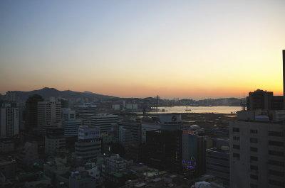 韓国プサンコモドホテル画像