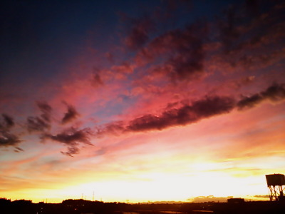 夕焼け画像