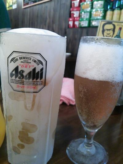 キンキンに冷えたビール画像