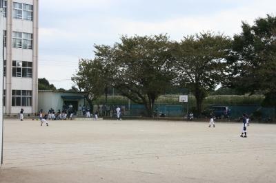 鎌ヶ谷市立南部小学校野球チーム