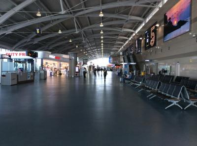 金海空港画像