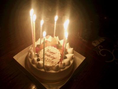 誕生日ケーキ画像