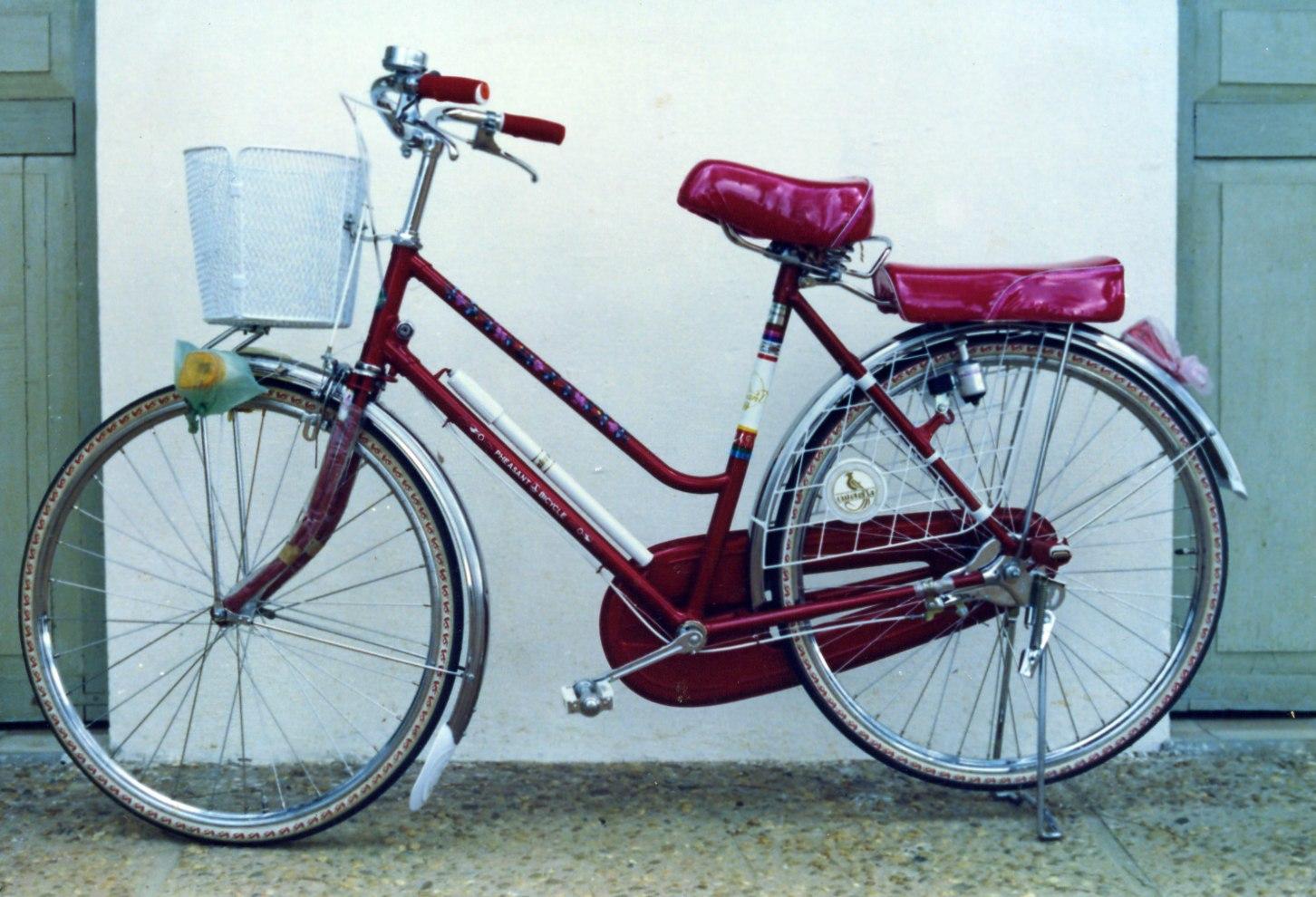 ベトナム製自転車