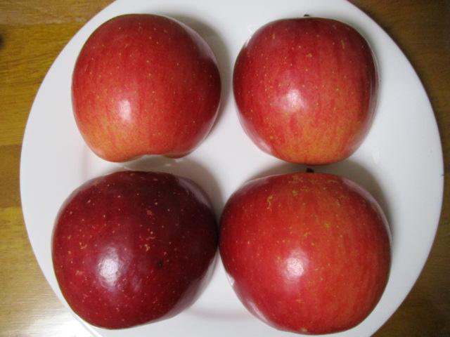 リンゴ表半分
