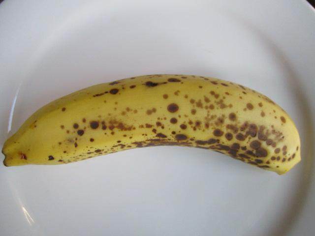 スポットバナナ