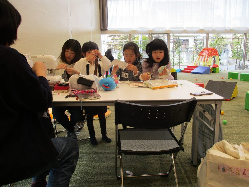 縫い物グループ