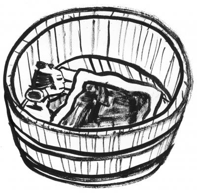 40風呂桶に寝床1.jpg