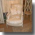 アンティーク家具、ルイ16世スタイルヴェルジェール