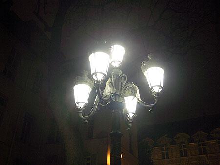 ドラクロワ美術館前広場