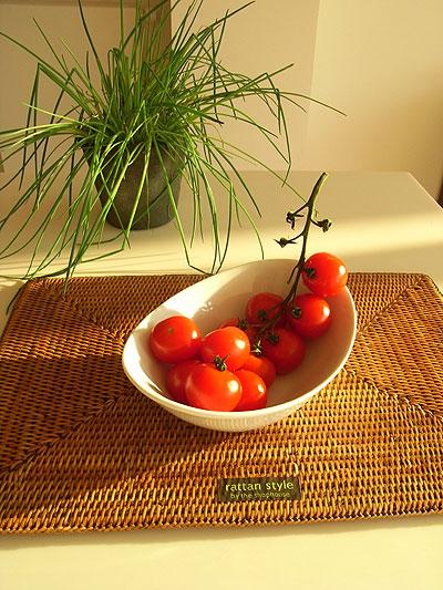 トマトの美味しい季節