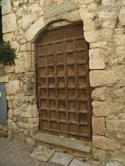 石の家、扉コレクション4
