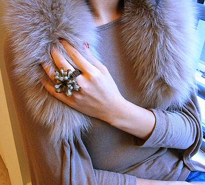 イザベラ、指輪