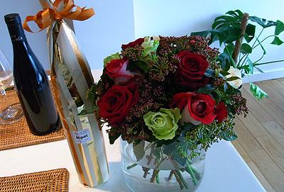 グレタのくれた花束
