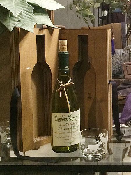 ワインボトルギフトボックス