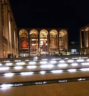 メトオペラ劇場2011